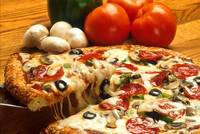 Choose ours Best Pizza In Town 1